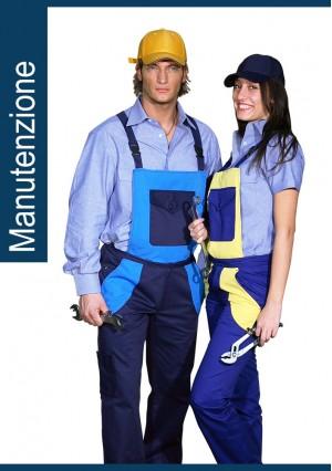 abiti da lavoro per settore industria - Palermo