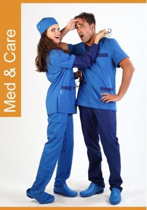 abiti da lavoro per settore medicale - Palermo